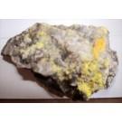 Clinobisvanite, Linka Mine, NV, USA, 1 flat