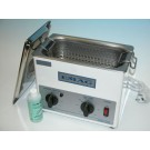 EMMI 020 HC ultrasonic cleaner in stainless steel (Made in Germany!)