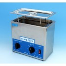 EMMI 030 HC ultrasonic cleaner in stainless steel (Made in Germany!)