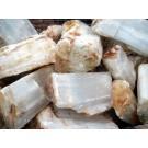 Selenite, white (gypsum, alabaster) Morocco, 1 kg