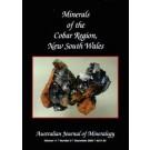 Australian Journal of Mineralogy Vol. 11, #2 2005