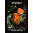 Australian Journal of Mineralogy Vol. 03, #1 1997