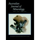 Australian Journal of Mineralogy Vol. 12, #1 2006