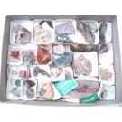 Quartz-collection, worldwide, 40 pieces