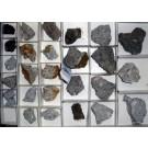 Rossmannite (xx), Llallagua, Bolivia, 1 flat