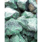 Ruby in zoisite, large pieces, Tanzania, 100 kg