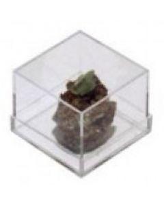 Micromount-box clear base, 1000 pcs.