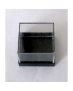 Micromount-box black base, 1000 pcs.
