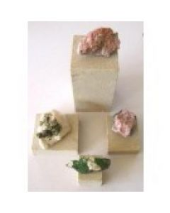 sandstone bases, different sizes, set of 100 pieces
