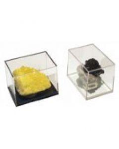 Small cabinet box, T8E black, 1 piece