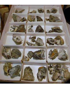 Metaheinrichite xls, White King Mine, OR, USA, 1 mine run flat