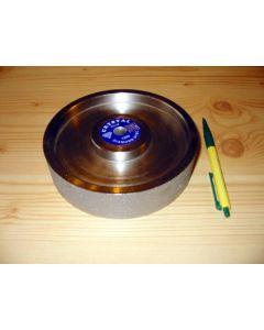 "Diamond-polishing-wheel, 1.5"" width, 8"" diameter, grain 0060"