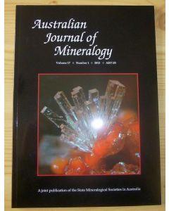 Australian Journal of Mineralogy Vol. 17, #1 2013