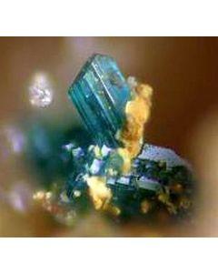 Mammothite xls; Rowley Mine, AZ, USA; tn