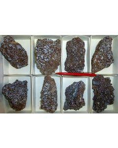 Erionit - Ca xx, Ajo Well, AZ, USA, 1 flat large specimen