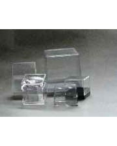 acrylic box, 081 x 081 x 039 mm, white base, original case with 140 pieces