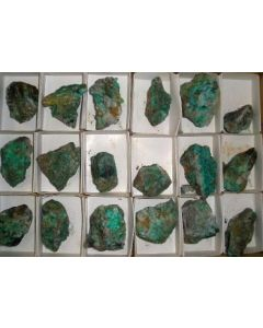 Agardite - (Ce) xx; Gold Hill Mine, Tooele Co., UT, USA; MM