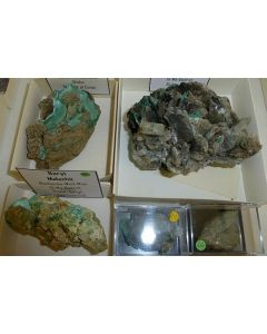 Barite xx; Mashamba West Mine, Shaba, Dem. Rep. of Congo; NS