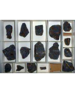 Defernite (xx), Kombat Mine, Grootfontein, Namibia, 1 flat