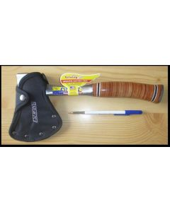 Estwing Sports Axe, short handle (with sheath) E24A