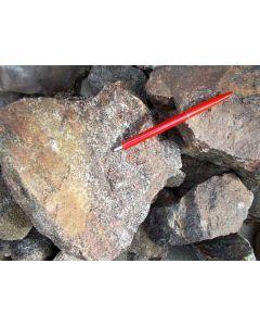 Garnet-Amphibolite, Sweden, 1 kg