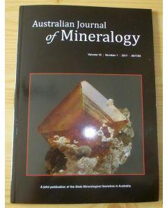 Australian Journal of Mineralogy Vol. 18, #1 2017