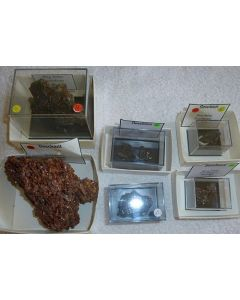 Descloizite xx; Berg Aukas Mine, Grootfontein, Namibia; HS