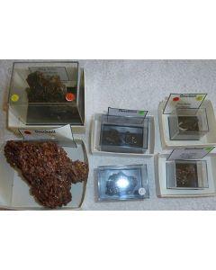 Descloizite xx; Berg Aukas Mine, Grootfontein, Namibia; NS