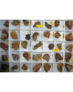 Kottigite xx; Ojuela Mine, Mapimi, Mexico; TN
