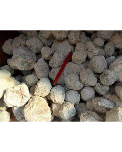 Agate nodules, Querbitzsch, Sachsen, Germany, 1 kg