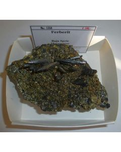 Ferberite xx; Baia Sprie, Maramures, RO; HS