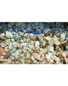 Beryl (aquamarine, selected), Zambia, 1 kg