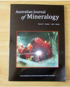 Australian Journal of Mineralogy Vol. 19, #1 2018