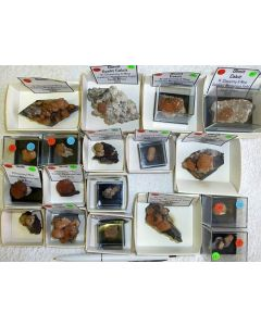 Olmiite xx; N'Chwaning Mine II Mine, Kalahari Manganese Fields, Kuruman, RSA; KS