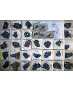 Ramsdellite xx; Mistake Mine, Maricopa Co., AZ, USA; MM