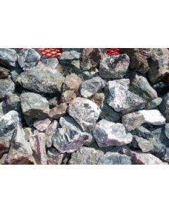 Uraninite; Grube 371, Hartenstein, Sachsen, D; GS