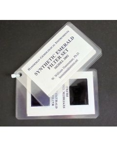 Hanneman sythetic emerald filter set