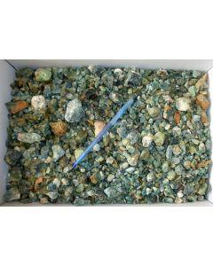 Grandidierite, 1st choice, Madagascar, 1 kg