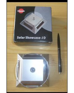 Solar display stand, 10 pieces