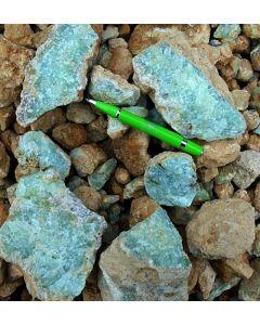 Prehnite, Keetmanshoop, Namibia, 100 kg