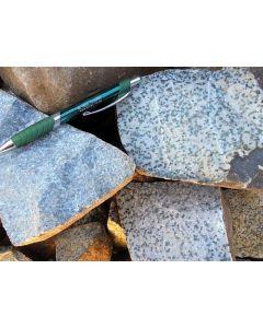 Garnet + Jadeite (spotted), Namibia, 100 kg
