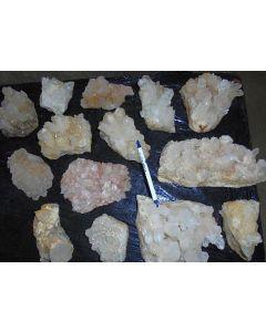 Mountain Quartz (quartz) crystals on matrix, Itremo, Madagascar 100 kg