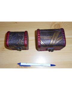 Treasure box, pirate chest, small, 1 piece