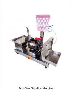 Trim saw grinding machine combo (made in India!)