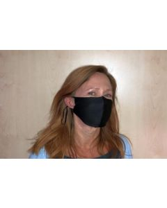 Medical face protection mask, made of nano-fibres, pack of 10 pieces (specially to protect from Corona!)