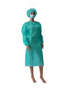 Protective suit, medical grade (operation suit) as a Corona protection, 10 pieces