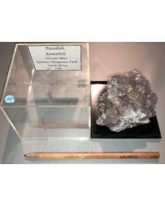 Datolite xx; Wessel Mine, Kalahari Manganese Fields, Kuruman, RSA; HS