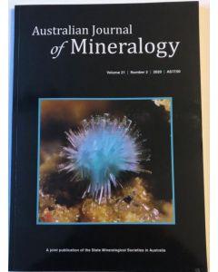 Australian Journal of Mineralogy Vol. 21, #2 2020