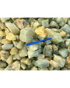 Calcite, yellow, Namibia, 100 kg