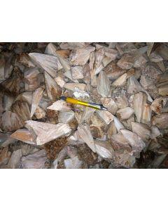 Scolezite (xx), Namibia, 100 kg